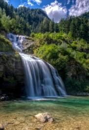 Piumogna Falls