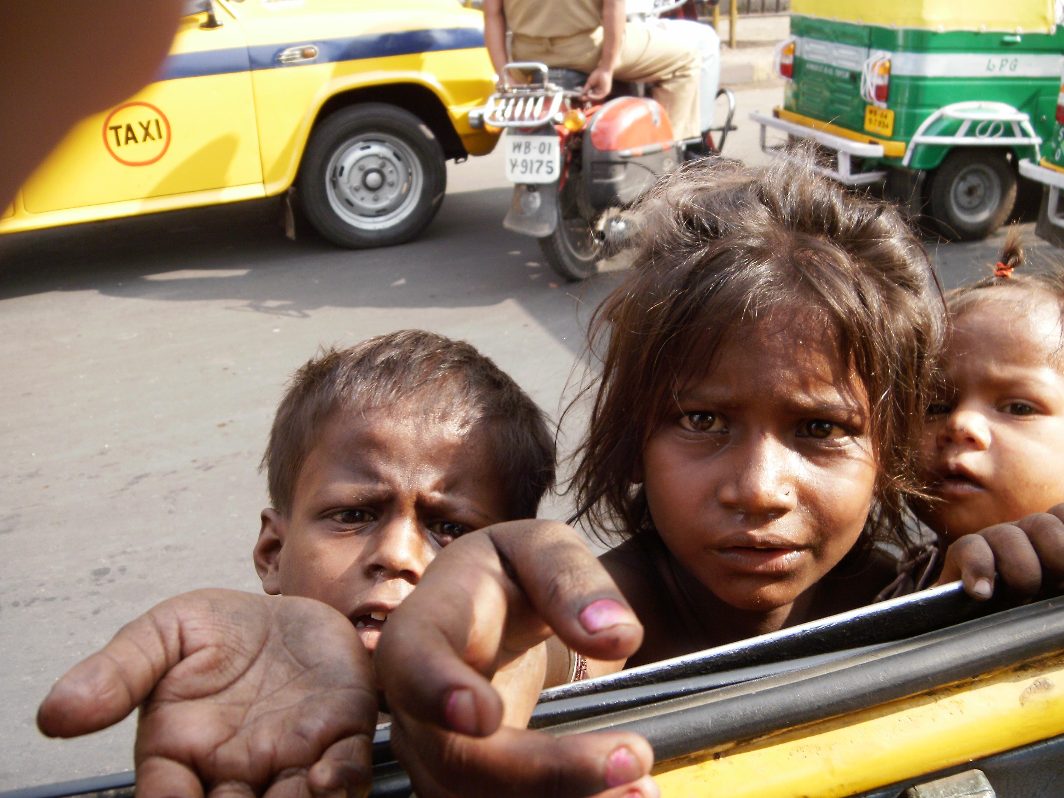 Kolkata's Street Kids