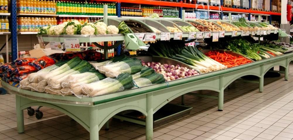 O mercato Goussainville legume 21200
