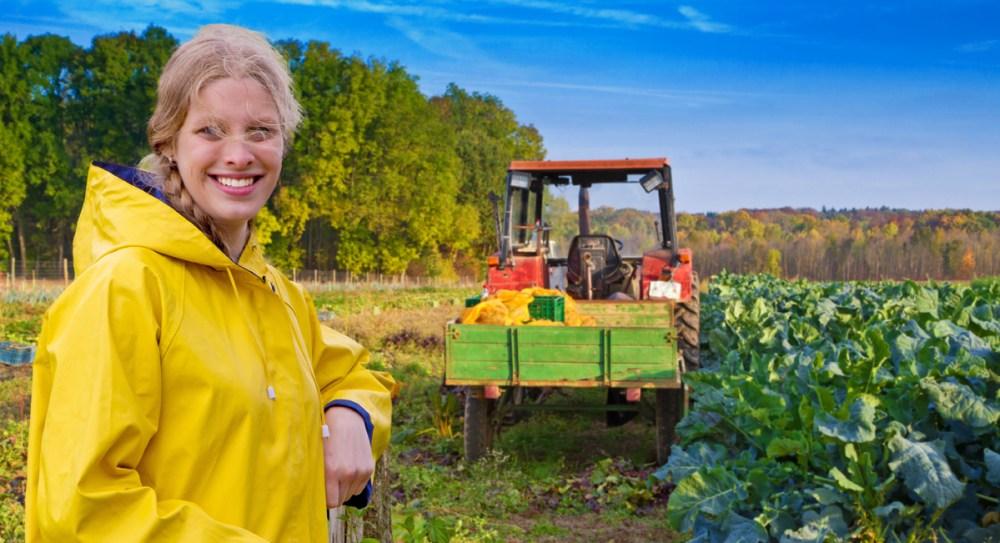 Spaß an der Landwirtschaft