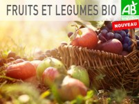 FRUITS & LEGUMES BIO