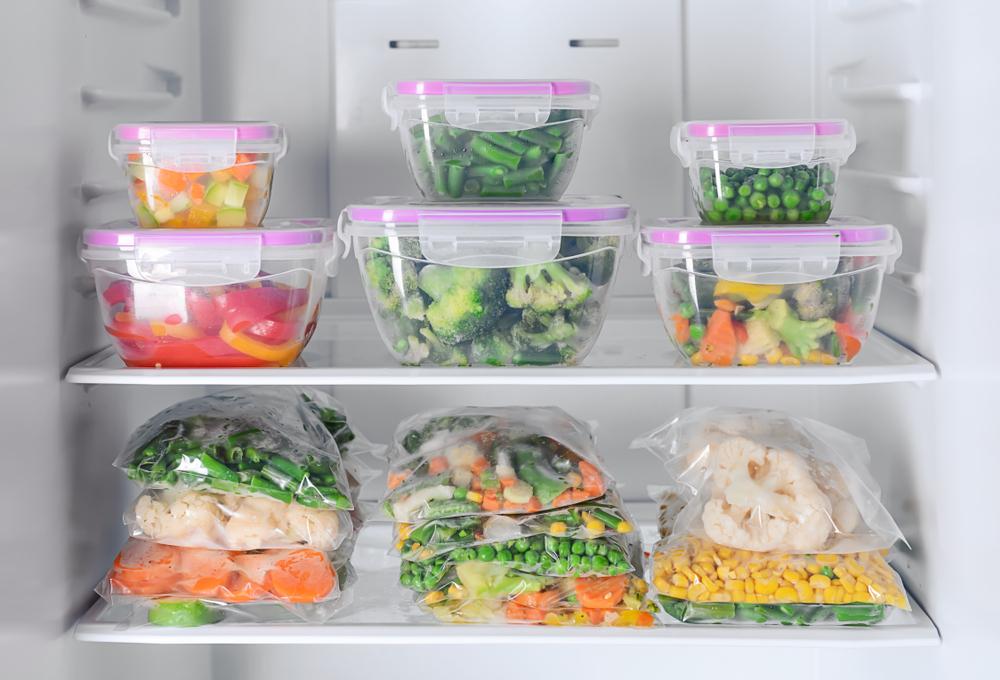 conservation des fruits et légumes frais au frigo Marché Frais