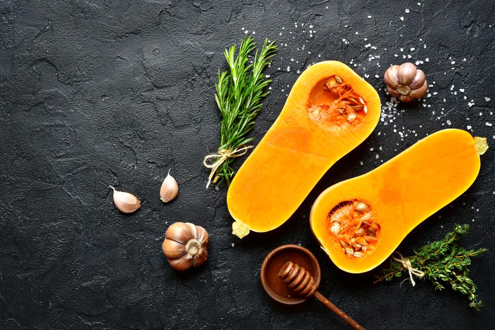 butternut - légumes de saison supermarché