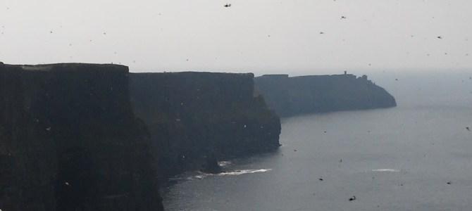 Penhascos de Moher visita top na Irlanda