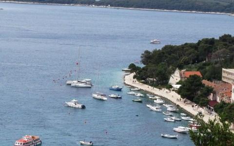 Hvar Croacia como chegar na Ilha