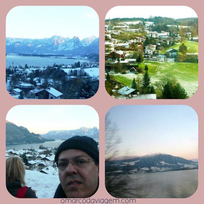 Salzburg-A cidade de Mozart e The Sound of Music