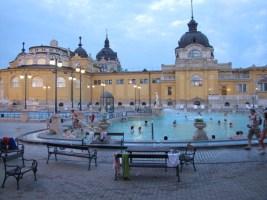 Budapeste: Ópera, Termas e Mercado - 2º dia
