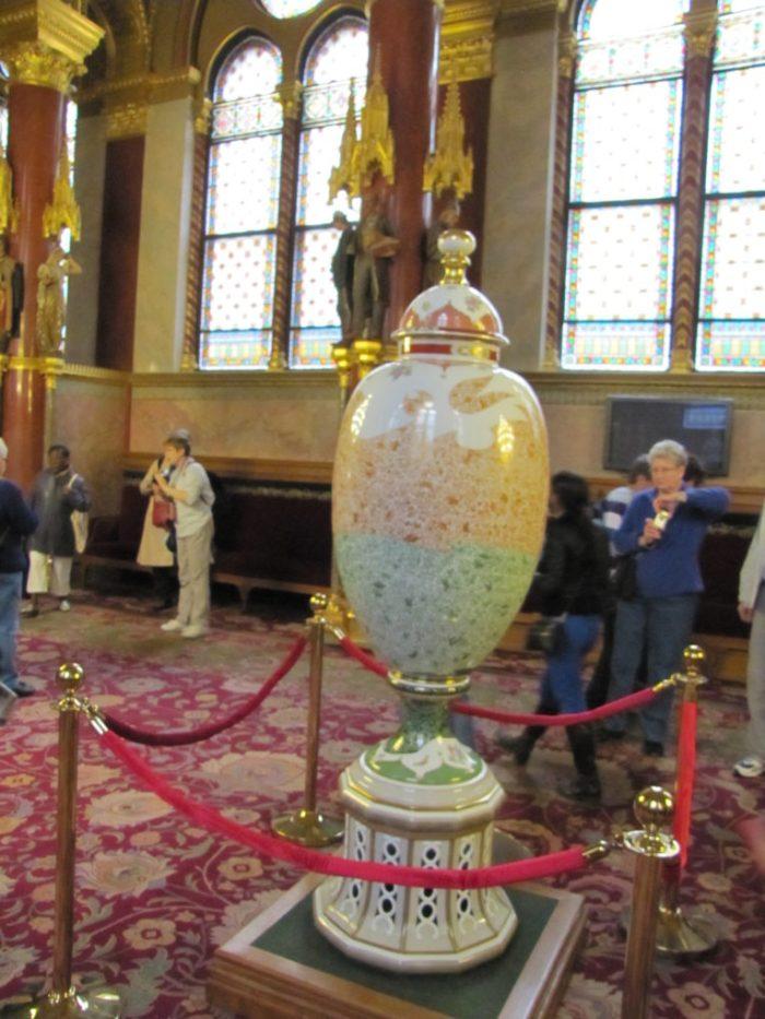 Budapeste Parlamento e Sinagoga - 1º dia