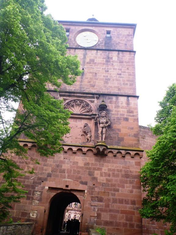 Heidelberg - é uma cidade realmente apaixonante! DAYTRIP