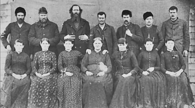 Flynn Family Photo (circa 1890s)