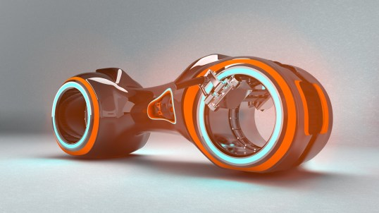 Moto Tron_v1 orange