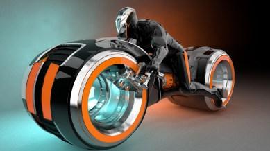 Moto Tron_v3 orange