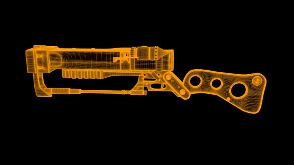 Modélisation AER9 - Fallout 3