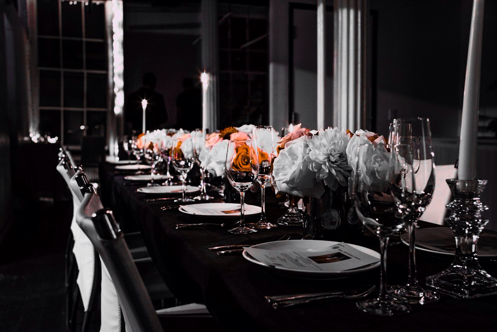 Private dining W OmarsKitchen  omarskitchencom