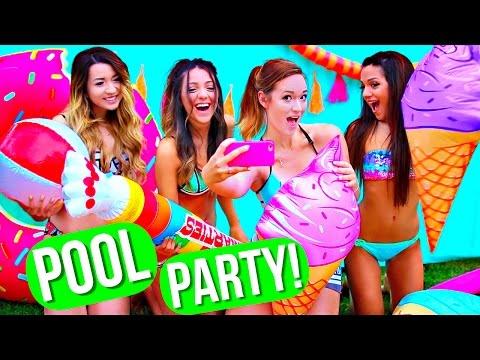 DIY Pool Party