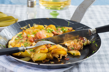 Kartoffelschmaus