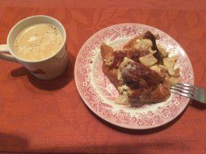 Croissant Auflauf