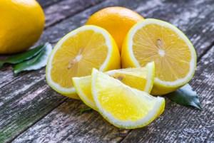 Hausmittel Zitrone