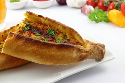 türkische Pizza