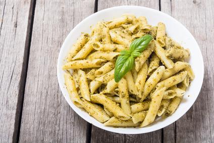 Penne aglio e olio