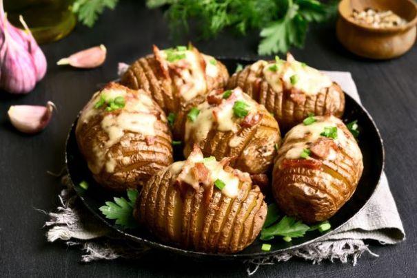Würzige Ofenkartoffeln