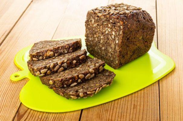Low Carb Brot mit nur 4,2 g Kohlenhydrate