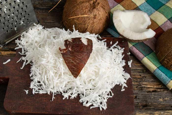 Өз қолдарымен кокос майы