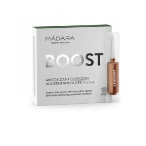 ampolas de energia antioxidantes MÁDARA
