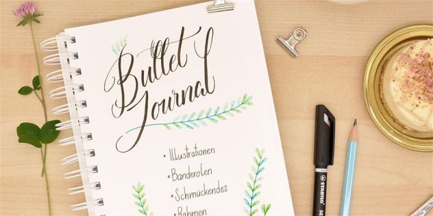 Workshop: Bullet Journal