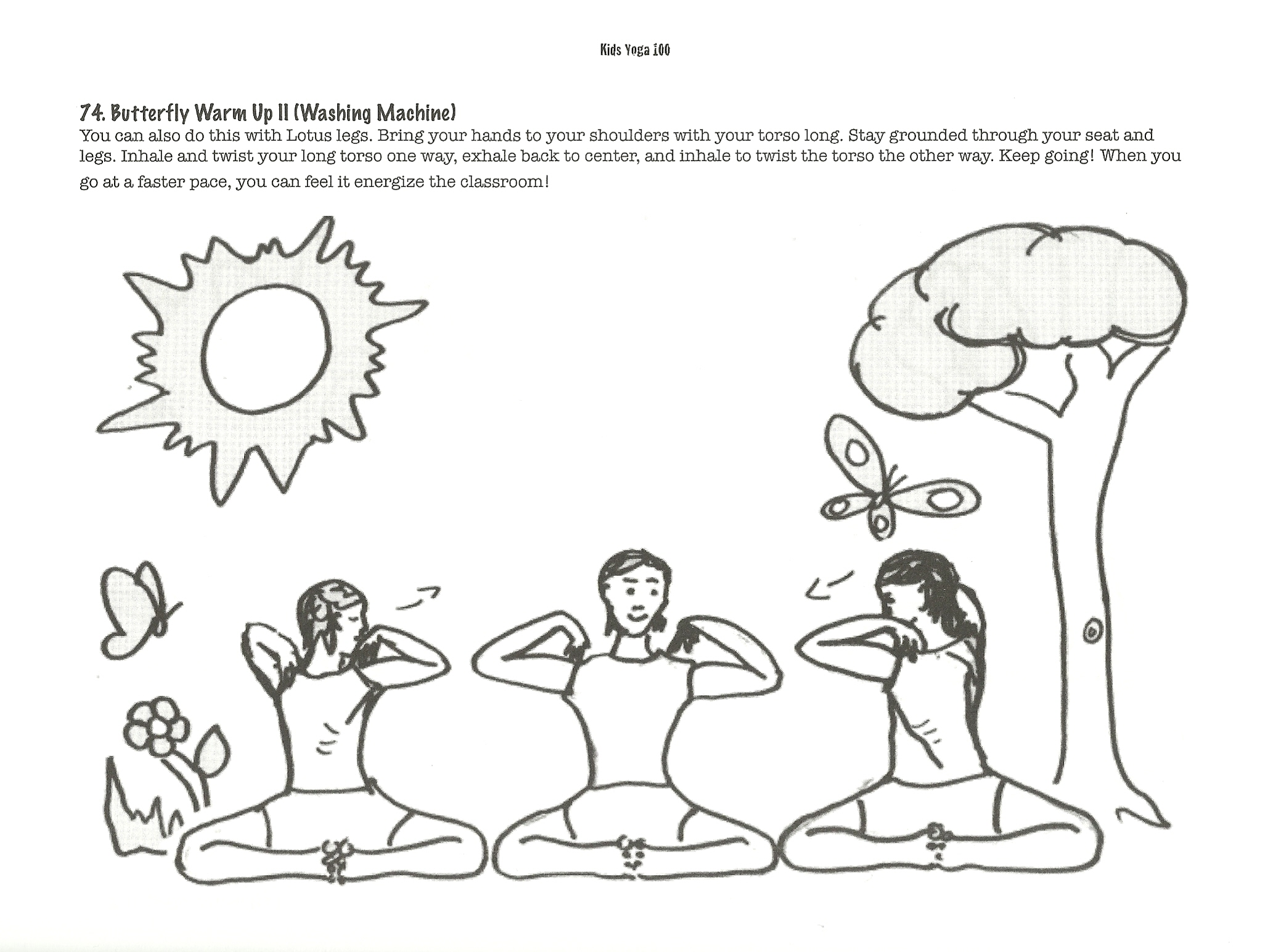 Review & Mobile-Friendly Giveaway: Kids Yoga 100 Coloring