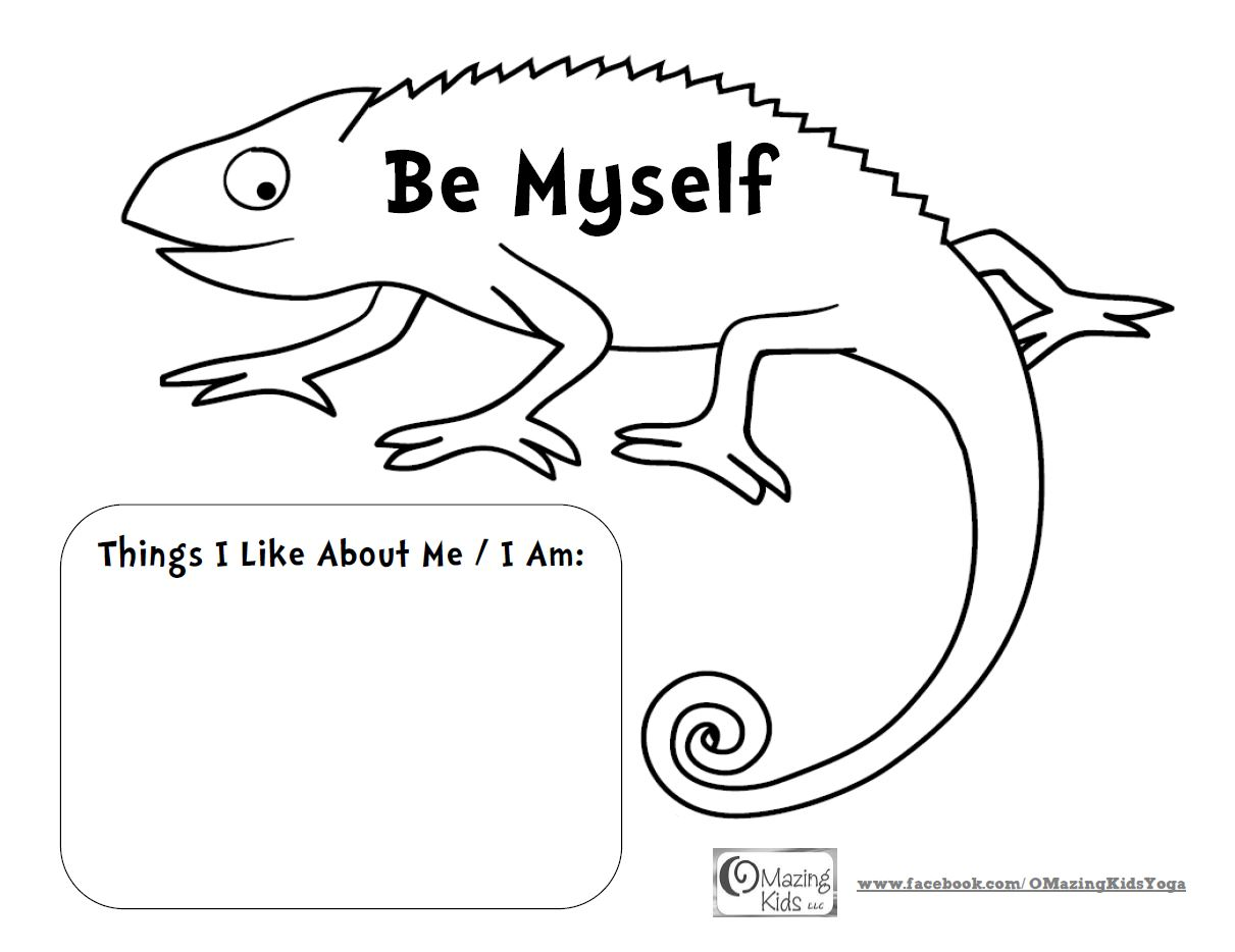 A Color Of His Own Amp The Mixed Up Chameleon Lesson Plan