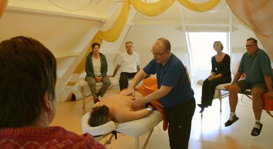 Erkende Massage Cursus
