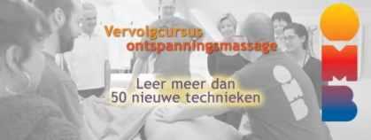 Vervolgcursus massage bij de OMB-Academie