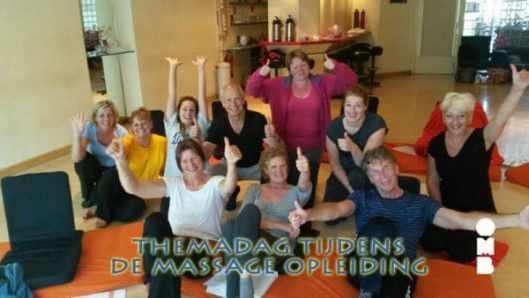 Massage opleiding