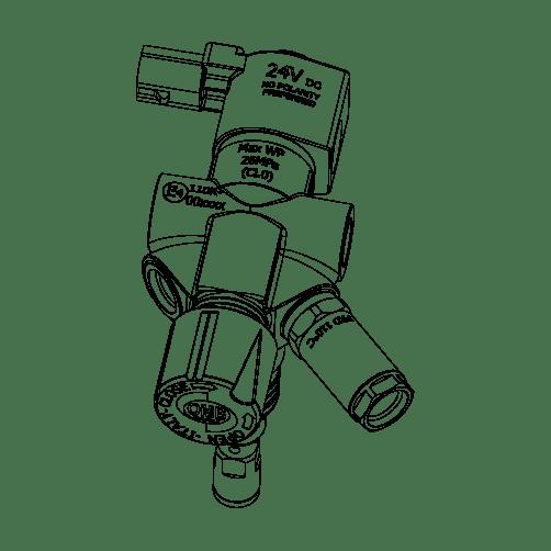 CNG&LPG VALVES MOBILE — OMB