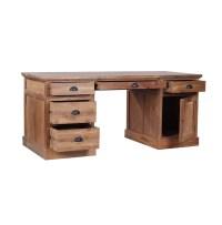 21 Cool Office Desks Reclaimed Wood | yvotube.com