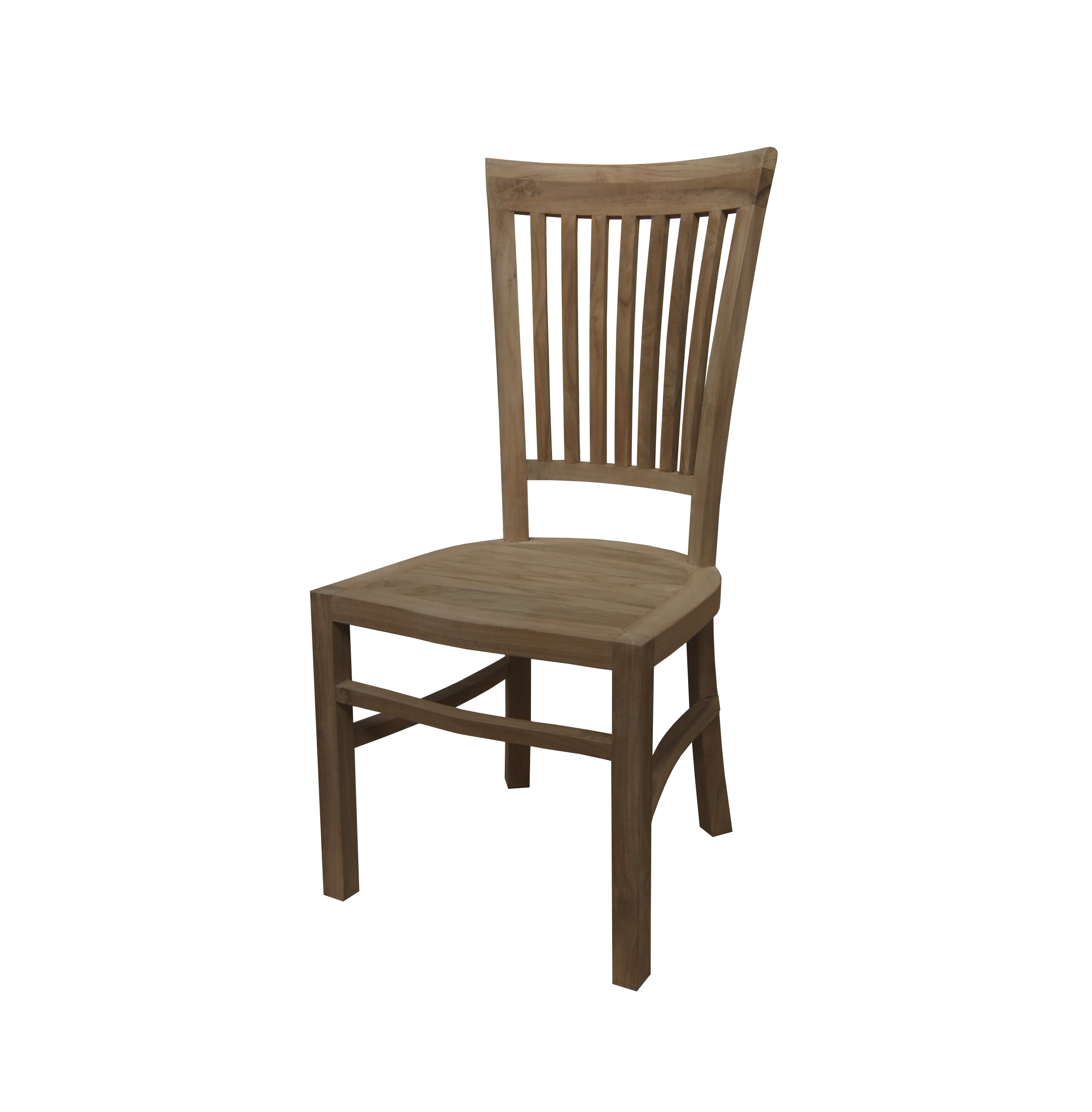 Teak Dining Chair The Todo by Ombak Solid Reclaimed Teak