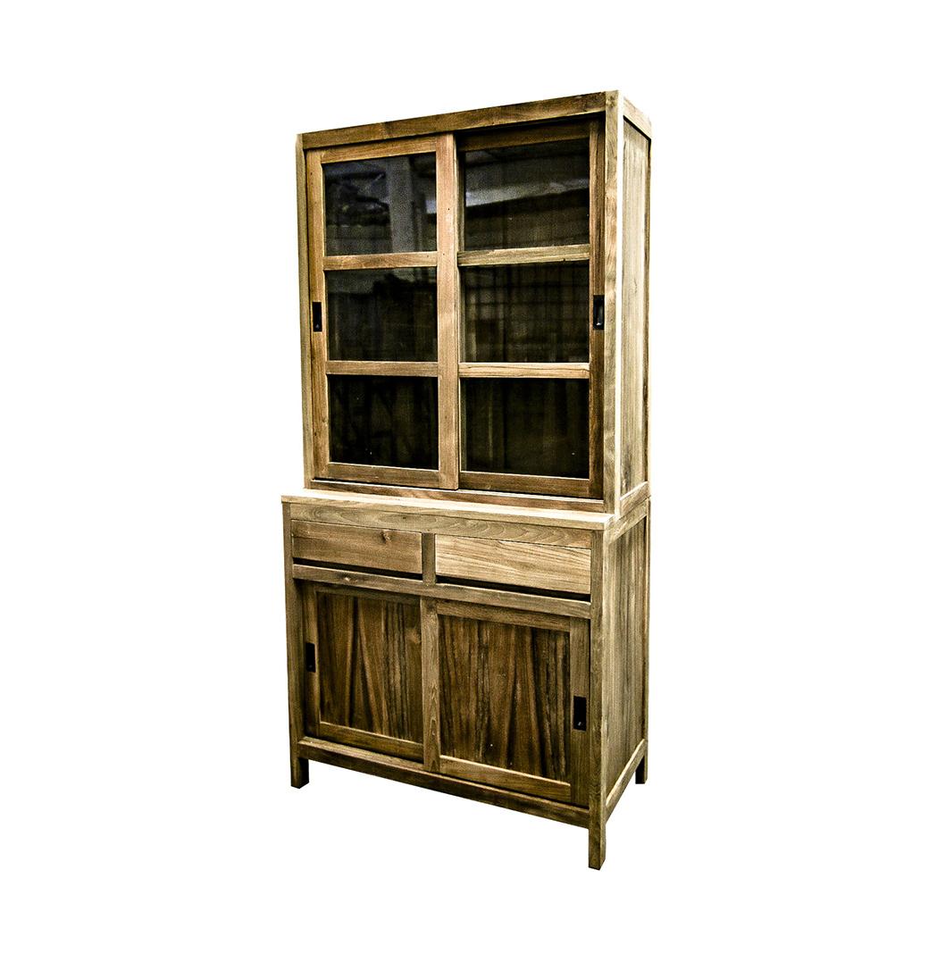 Pelah Reclaimed Kitchen Cabinet 100 reclaimed In stock