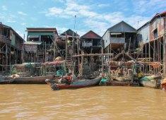 Floating Village Kampong Phluk