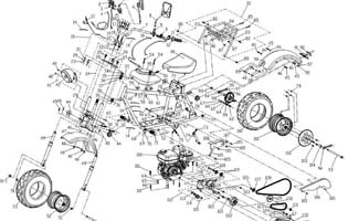 Honda Xr80 Wiring, Honda, Free Engine Image For User