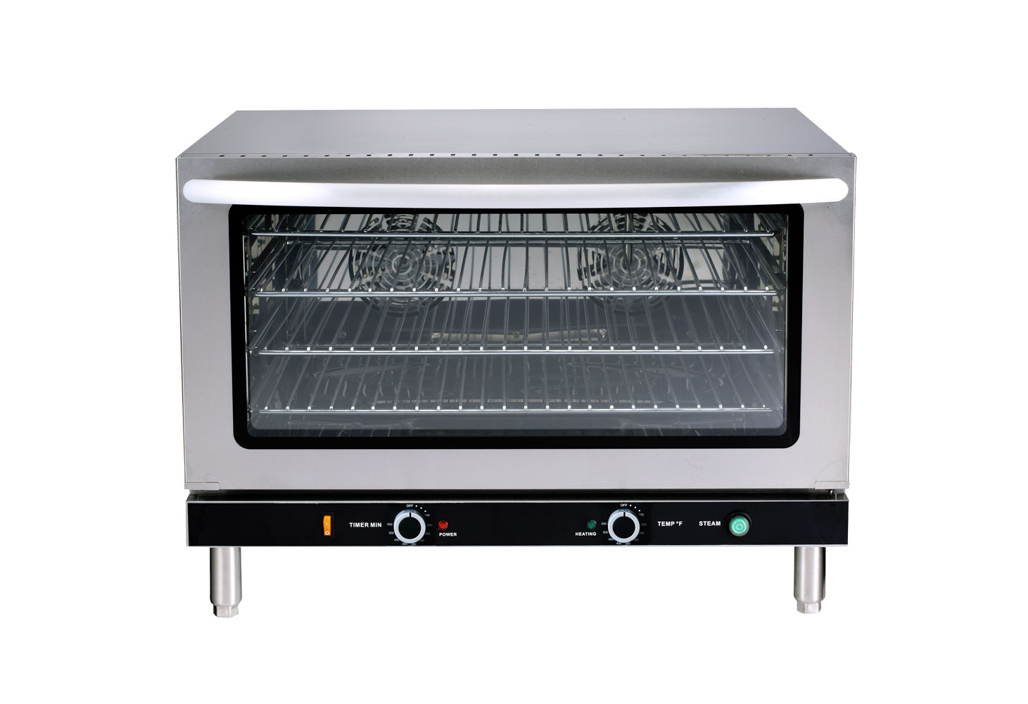 100l Countertop Convection Oven Omcan