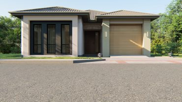 3 Bedroomed sustainable minimalist design