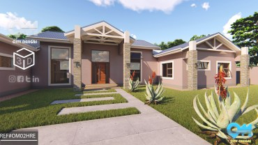 4 Bedroom Contemporary design