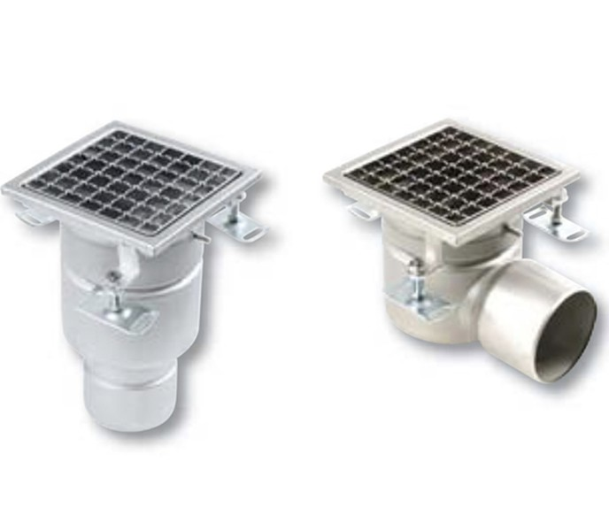 Stainless Steel Gullies Amp Catchpits OMC Technologies