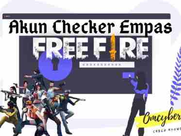 akun Checker Free Fire Empas