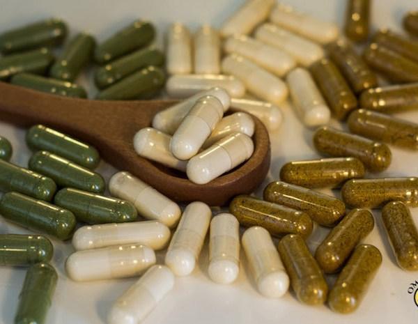 Om Detox supplements, probiotics and Intestinal Cleaner
