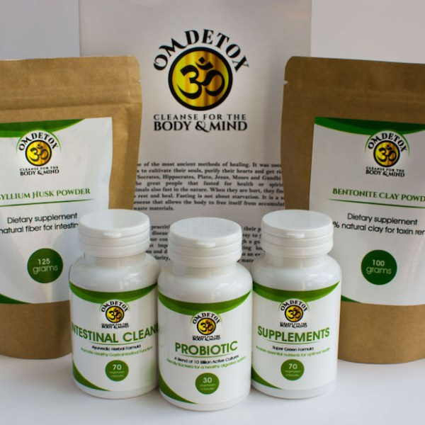 Complete 7 day weight loss detox program