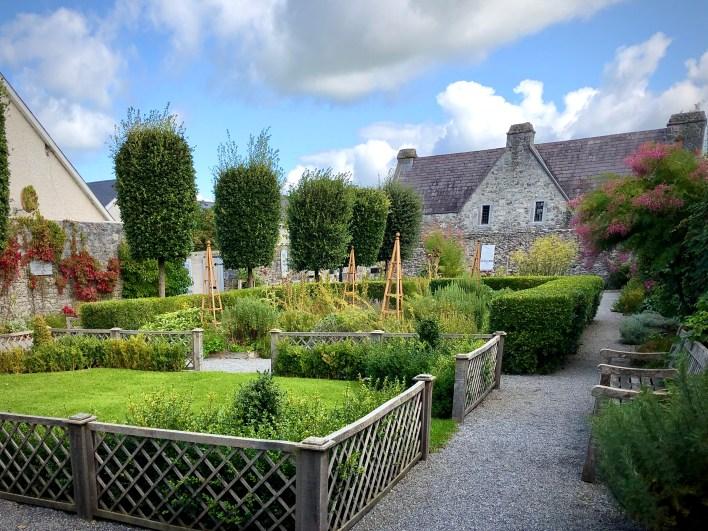 Medieval Garden Restoration