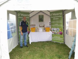 O Meara Sliotars at the Tullamore Show 09/08/15