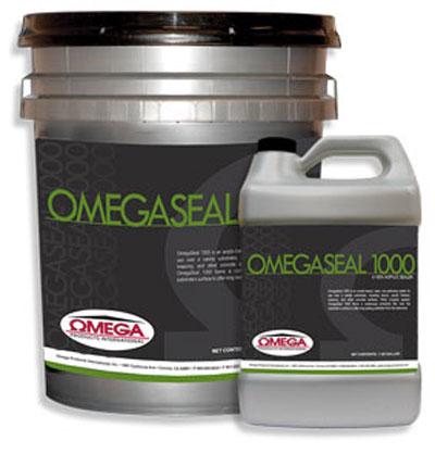 OmegaSeal 1000 (Penetrating Sealer) - Omega Products ...
